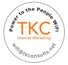 Power to the People WiFi from TKC